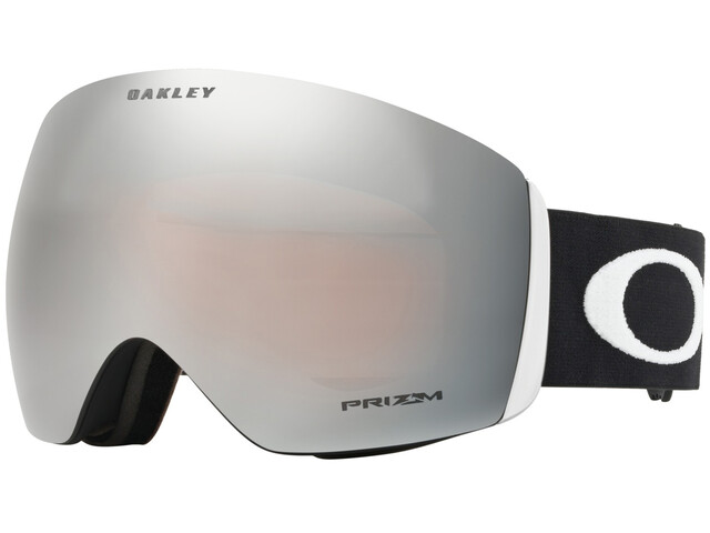 Oakley Flight Deck Lunettes de protection Homme, matte black/w prizm black iridium